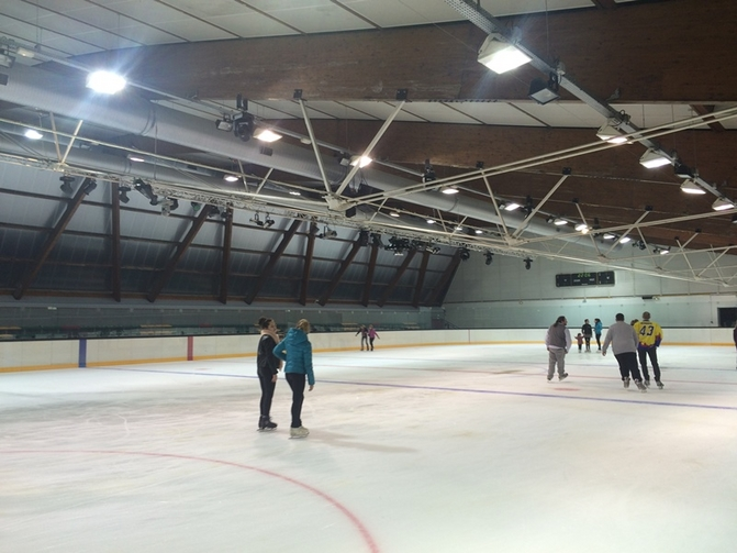 Patinoire / Hockey sur glace